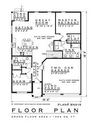 split house plans house back split house plans