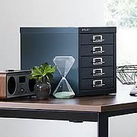 Store 10 Drawer Mini Filing Cabinet
