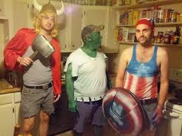 Avengers Halloween Costume Avengers Halloween Costumes White Trash