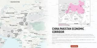 Bishkek Map Interactive Map China Pakistan Economic Corridor China Dialogue