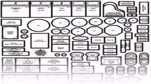 100 floor plan symbol floor plan symbols nz youtube