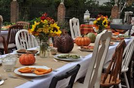 fall bridal shower ideas fall shower tables 3 where do we find the time