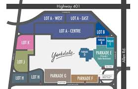 Yorkdale Floor Plan The Bonkers State Of Yorkdale Parking Over The Holidays
