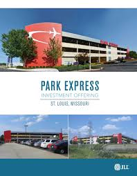 jll closes sale of st louis parking garage for 8 15m park express investment photos