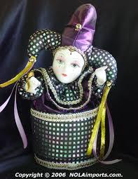mardi gras gifts purple gold musical mardi gras jester doll mardi gras masks