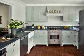 white kitchen cabinets with slate countertops 75 beautiful kitchen with green cabinets and soapstone