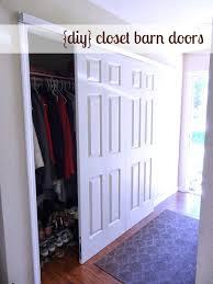 Barn Door For Closet Closet Barn Door Sliding