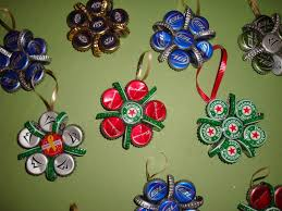 easy recycled bottle cap reuse craft project for kids youtube