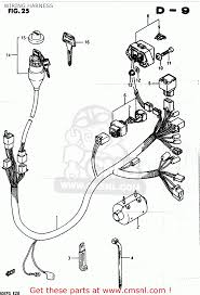 wiring diagram suzuki quadrunner wiring diy wiring diagrams