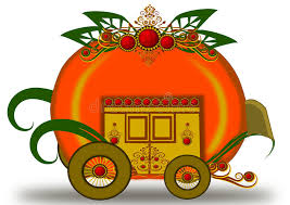 Pumpkin Carriage Pumpkin Carriage Stock Illustration Image 55478116