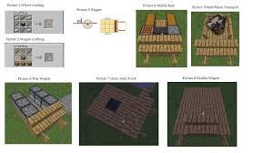 minecraft semi truck wagons movable building surfaces suggestions minecraft java