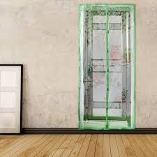 Mosquito Netting Curtains Aliexpress Com Buy Night Owl Magnetic Door Screen Mesh Sheer