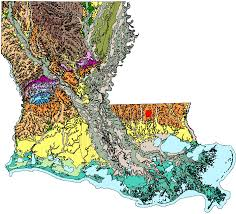 Louisiana Parishes Map by Donner Properties Oil And Gas Properties Available For Leasing