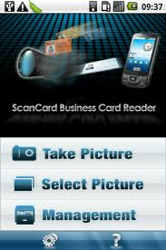 Best Business Card Reader App Scancard Business Card Reader Another Ocr App Android Apps