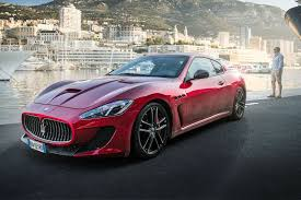 2016 maserati granturismo rear some like it yacht driving a maserati to monaco by car magazine