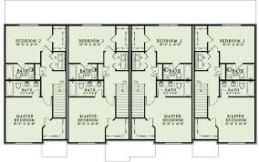 4 plex apartment floor plans u2013 meze blog