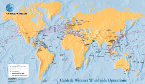 Undersea Cable Map Untitled Document