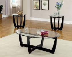 glass end table set glass coffee table home decor ideas house decoration home interior