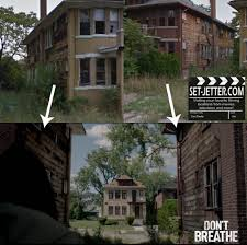 Houses From Movies Don U0027t Breathe 2016 U2014 Set Jetter