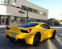 ferrari yellow yellow ferrari list of love