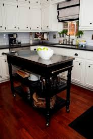 decorating ideas lovely groland kitchen island with brown and