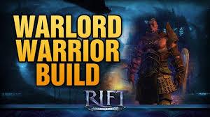 Bajheera Legion Arms Warrior Talent Guide Pve Pvp Bajheera Rift 2 7 Level 60 Warlord Warrior Pvp Build Talents