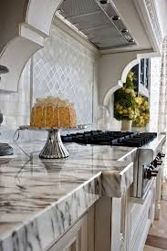 Kitchen Mosaic Tile Backsplash Ideas Granite Countertop Black Glass Kitchen Cabinets Tin Backsplash