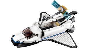 lego 31066 space shuttle explorer lego creator 2017 build setup