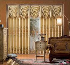 creative curtain design ideas for living room 86 regarding home