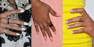 nail shapes and names different nail shapes for your manicure