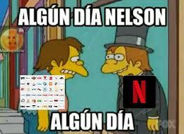 Nelson Meme - pobre nelson meme by mashupicchu memedroid