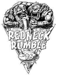redneck rumble where men are men and so are the women