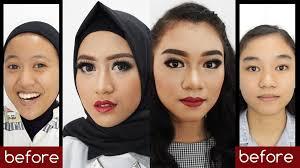 tutorial make up wardah untuk pesta tutorial makeup natural untuk pesta photoshoot dengan sentuhan
