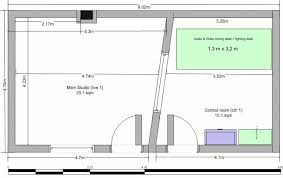 Studio Plans by Emejing Home Recording Studio Design Plans Images Decorating