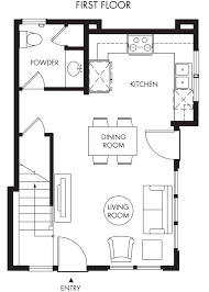 midtown 4 floor plans plan c new homes for sale in san mateo ca midtown place