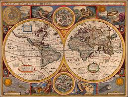Best World Map A New And Accurat Map Of The World Drawne According To Ye Truest