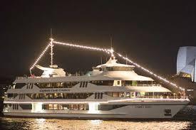 dinner cruise sydney penfolds dinner cruise prestige harbour cruises
