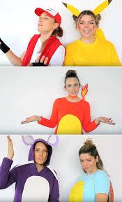 Charmander Halloween Costume 20 Pokémon Costumes Halloween Super Effective