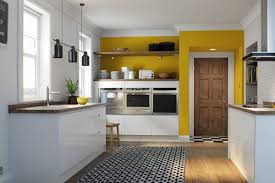 kitchen feature wall paint ideas kitchen colour ideas schemes wren kitchens