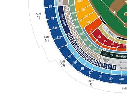 rogers center floor plan seating map toronto blue jays