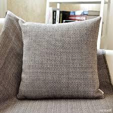 grand coussin de canapé homee tissus épais oreiller coussin canapé lit oreiller oreiller