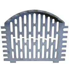 firebird round front fireplace grate 16in frets u0026 grates