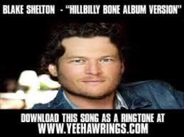 Blake Shelton Meme - blake shelton ft trace adkins hillbilly bone new music video