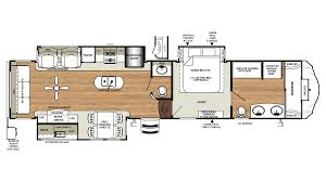 2015 R Pod Floor Plans by 2018 Forest River Sandpiper 378fb Model