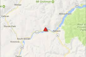 Wildfire Map Of Bc by Fire Contained Highway 3a Reopened West Of Nelson Castlegar News
