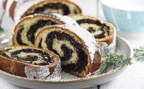 cuisine polonaise traditionnelle gâteau polonais au pavot cuisine polonaise polska box