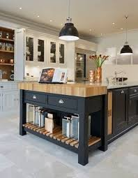 black kitchen islands stunning black grey painted kitchen tom howley for the home