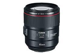 ef ef industries l standard medium telephoto ef 85mm f 1 4l is usm canon usa