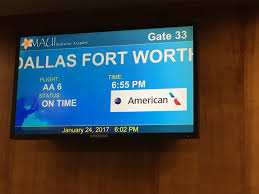 Aa Flight Wifi by American Airlines Maui Dallas Fort Worth John The Wanderer