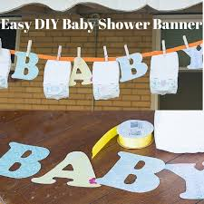 Easy Baby Shower Decorations How To Throw A Completely Diaper Themed Diaper Baby Shower